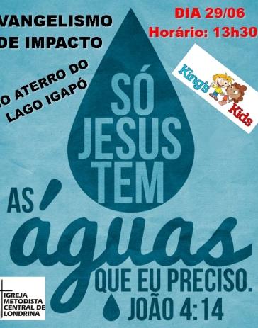 Evangelismo de Impacto