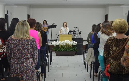 Foto Mulheres marcadas por Deus