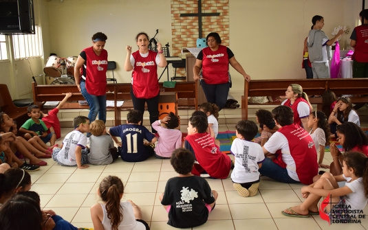 Foto Um dia para Jesus - Ponto Missionário União da Vitória