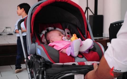 Foto Culto do Bebê