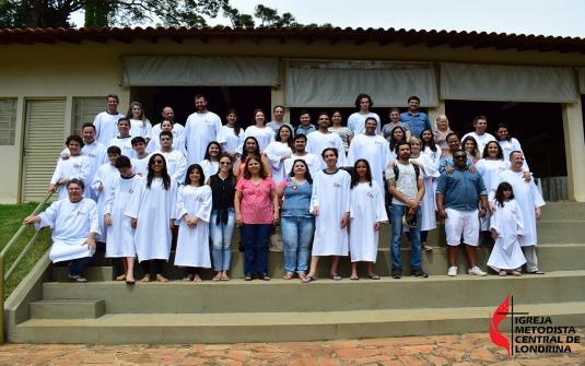 Batismo - Dezembro 2018