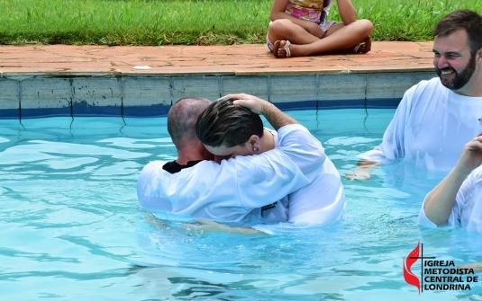 Foto Batismo - Dezembro 2018