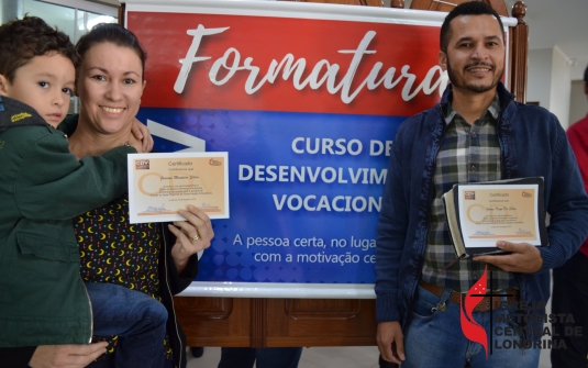 Foto Formatura CDV AGOSTO 2018