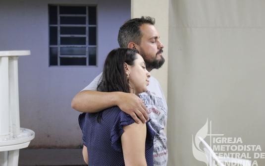 Foto Encontro de Pais e Juvenis