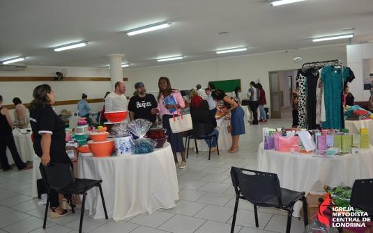FEIRA DOS EMPREENDEDORES 11/11/2018