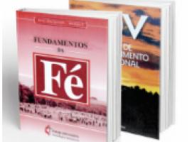 Novas Classes Fundamento da Fé e CDV