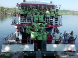 Barco Hospital Missão Amazônia 2018 - 1ª chamada
