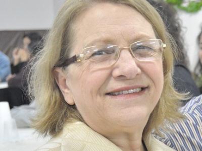 Pra. Ruth de Assis da Silva